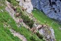 Frauenmauer, látványos gyalogtúra az átjáróbarlangon keresztül