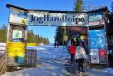 Jogllandloipe, a magyar határhoz legközelebb fekvő, hóbiztos sífutópálya