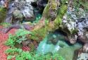 Mostnica-szurdok, varázslatos kanyon a Bohinji-tó felett