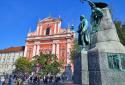 Ljubljana, a szlovén főváros látnivalói