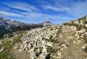 Drei Zinnen, Tre Cime di Lavaredo, gyalogtúra a világhírű hármas torony körül
