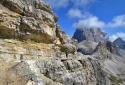 Látványos gyalogtúra a Sexteni Dolomitok híres hegyóriásai között