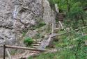 Peilstein, a Bécsi-erdő legvadabb sziklafalai közt