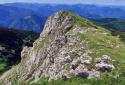 Schneeberg, Fadensteig, a legnépszerűbb gyalogtúra a csúcsra