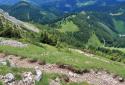 Hohe Veitsch, változatos gyalogtúra a csúcsra