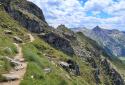 Giglach-Höhenweg, a Schladminger Tauern legszebb, legváltozatosabb gerincútja
