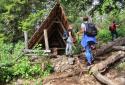 Hochobir, könnyű túra a Karavankák panorámahegyére