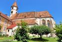 Bad Radkersburg, történelmi óváros és a Parkfürdő
