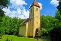 Velemér, Árpád-kori templom
