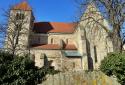 Ócsa, Árpád-kori templom
