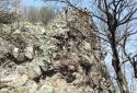 Börzsöny, Fekete-völgy, Salgóvár, Holló-kő
