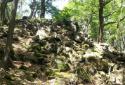 Kékes-tető, Sas-kő, Disznó-kő