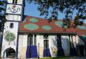 Bärnbach, Hundertwasser templom