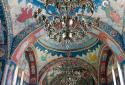 Felsőszombatfalva, Ortodox kolostor