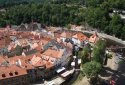 Český Krumlov, Várkastély