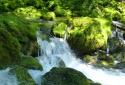 Virje-vízesés, Glijun-forrás
