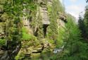 Pravčická brána, Kamenice-szurdok, a Cseh-Svájc legszebb túrája