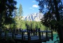 Karersee, Lago di Carezza, a Dolomitok ikonikus tava