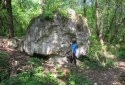 Tihanyi-félsziget, rövid körtúra a gejzírkúpokhoz