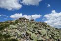 Pfannock, panorámatúra a felvonó hegyi állomásától