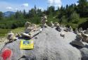 Fellhorn, a Gletscherblick prémium túraútvonal