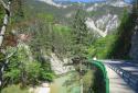 Höllental, túra a Schneeberg és a Rax közti mély szurdokvölgyben