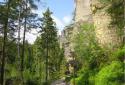 Teplice sziklaváros