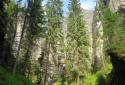 Teplice, a sziklaváros forgalmas és a csendes oldala