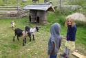 Ultental, gyerekbarát kirándulás a Weissbrunnsee felett