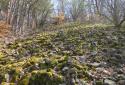 Medves-fennsík, Eresztvényi Kőbányák tanösvény