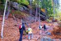 Jetřichovicei sziklák, látványos túra Cseh-Svájc legszebb kilátópontjaira
