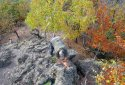 Ragács, túra a Cseres-hegység vulkáni kúpjára